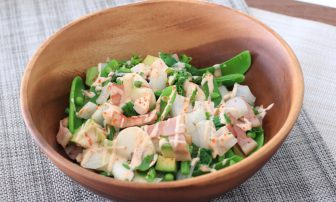 食べて痩せたいならパーフェクトサラダ「春野菜のコブサラダ」 カギは油とたんぱく質【市橋有里…