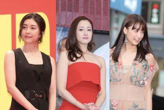 沢尻エリカは赤ドレスで愛人をイメージ!?女優5人のエレガントスタイル【ファッションチェック】