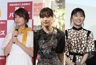 広瀬すずら美女4人の初夏のシースルーコーデ集【ファッションチェック】