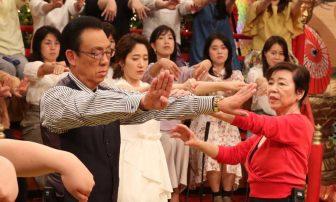 「きくち体操」の簡単肩こり解消法|85歳のカリスマが『梅ズバ』で紹介