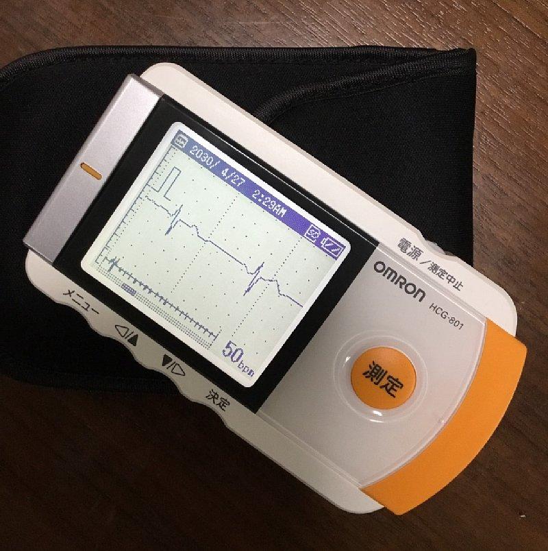 家庭用心電計