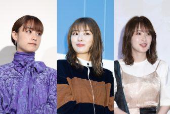 内田理央、高山一実ら今旬女子4人のクールなコーデ集【ファッションチェック】