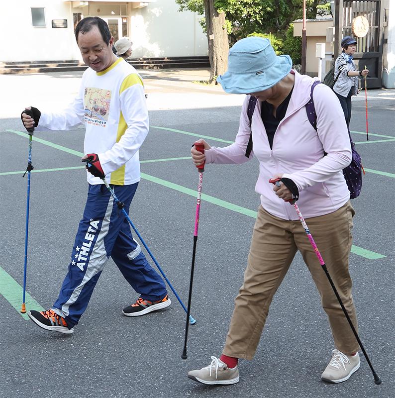オバ記者と仁科明宏さん
