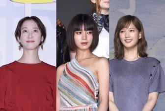 池田エライザはカラフルなワンショルダーワンピで魅了!美女5人の【ファッションチェック】