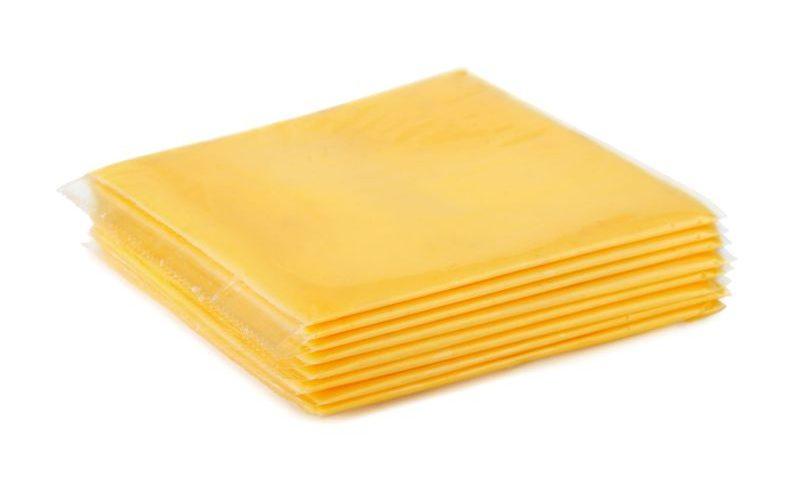スライスプロセスチーズ