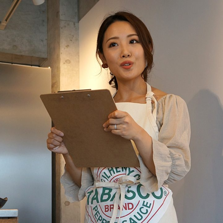 管理栄養士の豊田愛魅さん