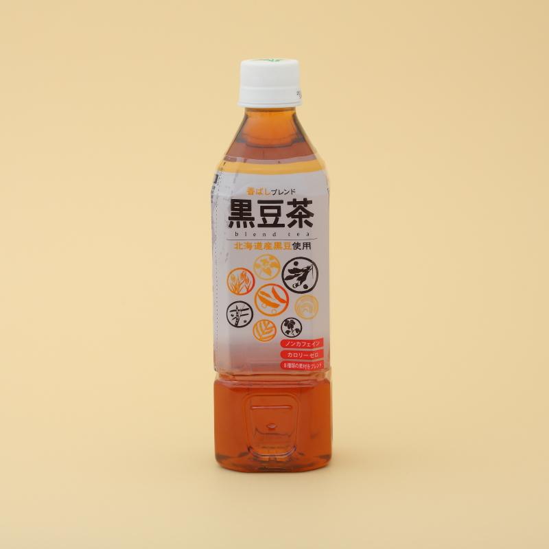盛田のハイピース ノンカフェイン黒豆茶 500ml