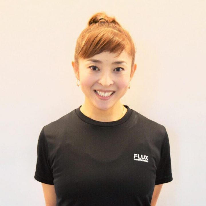 FLUX CONDITIONINGS コンディショニングトレーナーの菜花宏美さん