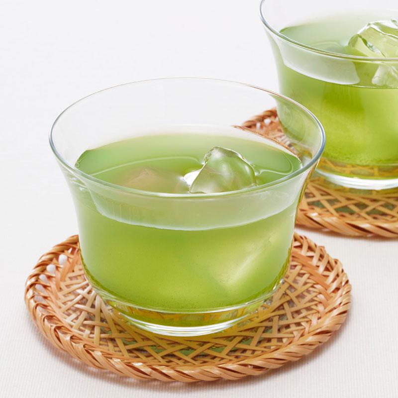 水だし緑茶