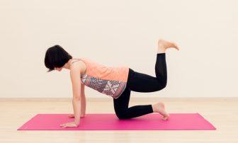 骨盤のゆがみを改善して下半身太りを撃退!体形タイプ別下半身エクササイズ