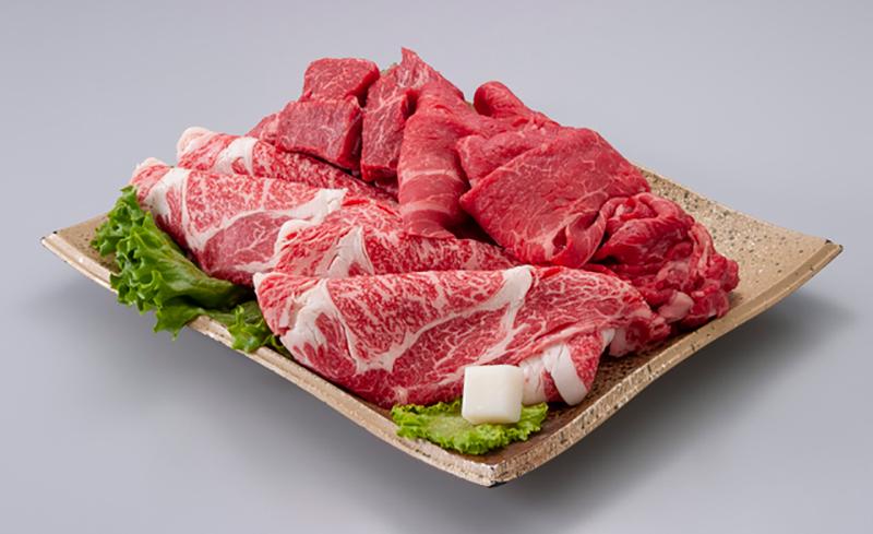 牛肉生肉写真