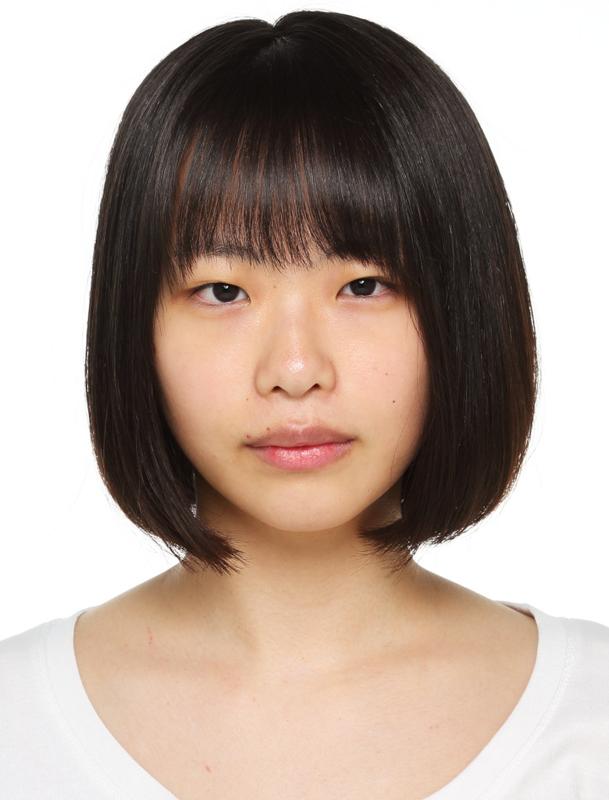 20才専門学校生のすっぴん顔写真