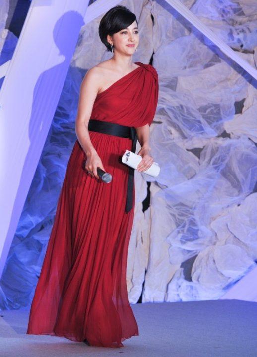 『国際ドラマフェスティバル inTOKYO(イン トウキョウ)2010』に登場した滝川クリステル