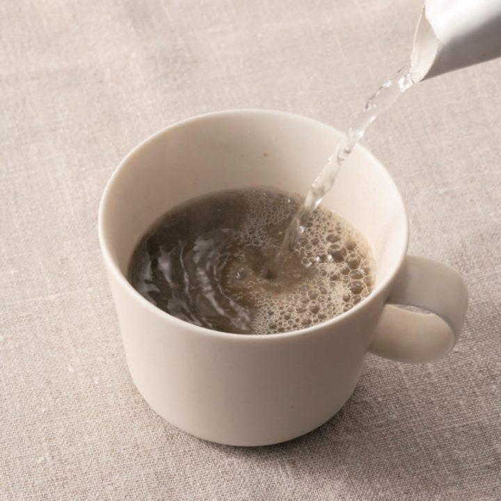 「やせる出汁」の飲み方