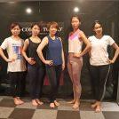 「美コア」の考案者である山口絵里加さんが主宰した連帯責任ダイエット「心と身体を変える美コアダイエットプロジェクト」参加者たち