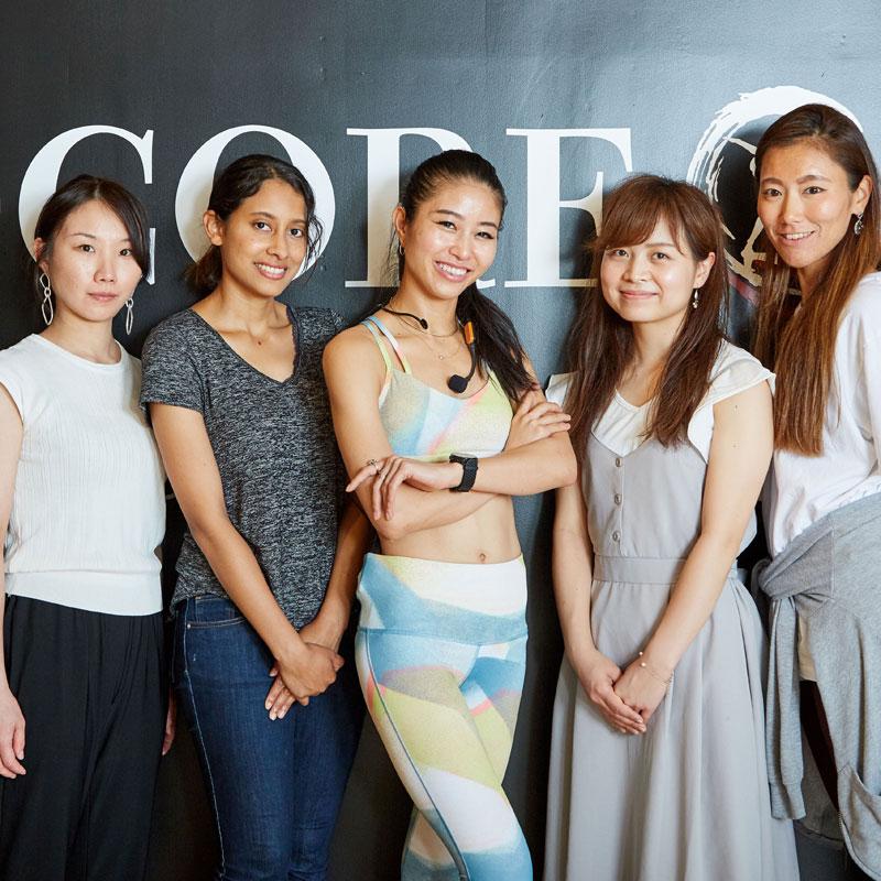 美コアの山口絵里加さんが企画したダイエット企画参加者たち