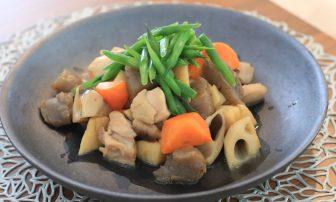 食べたらキレイに!「デトックス筑前煮」で腸内環境を整える【市橋有里の美レシピ】