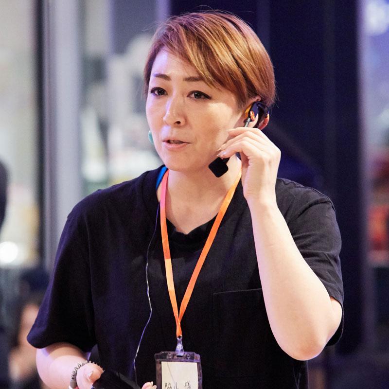 脇山恵美差さん