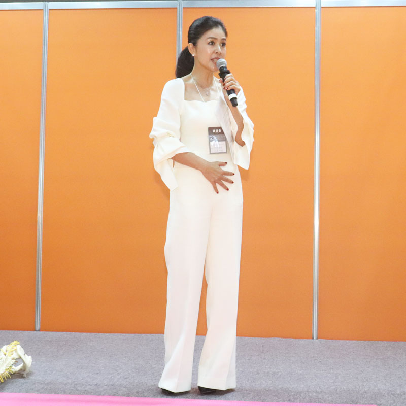 「リリィアンドゴールド」代表取締役の杉浦由里子