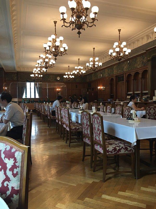 国会議事堂の食堂