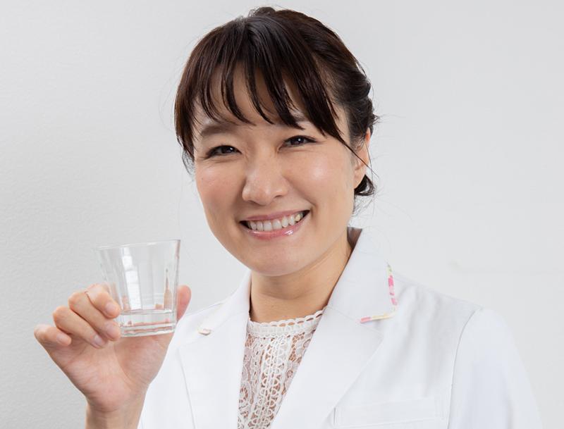 歯学博士、日本アンチエイジング歯科学会理事の照山裕子さん