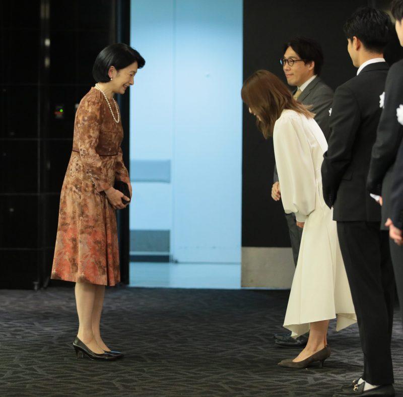 紀子さまと松岡茉優