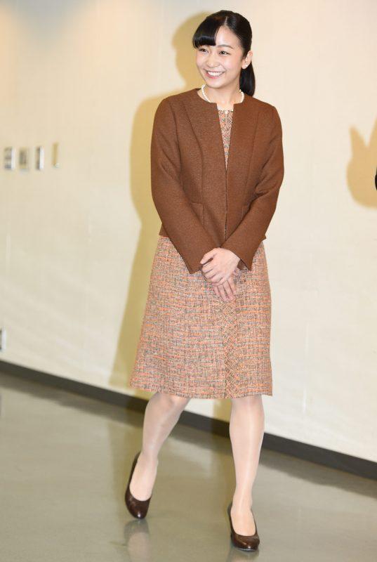 10月20日東京都世田谷区で開催されたダンス大会に出席された佳子さま