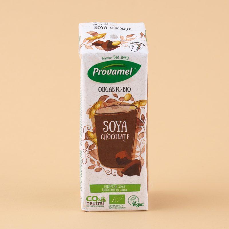 プロヴァメル オーガニック 豆乳飲料チョコレート味 250ml