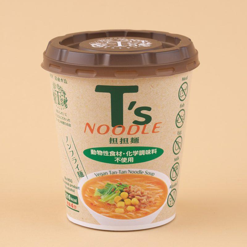 ヤマダイのニュータッチ T'sNOODLE担担麺