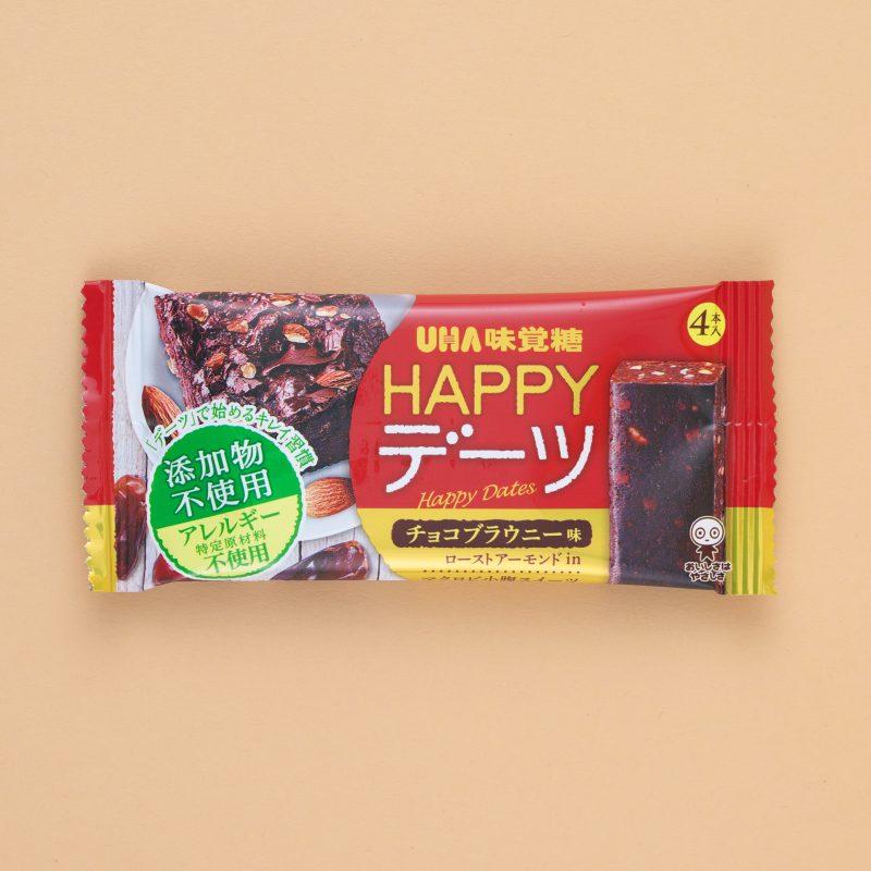 UHA味覚糖のHAPPYデーツ チョコブラウニー