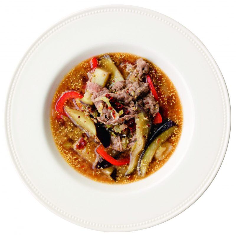 ビーフマスタードスープ