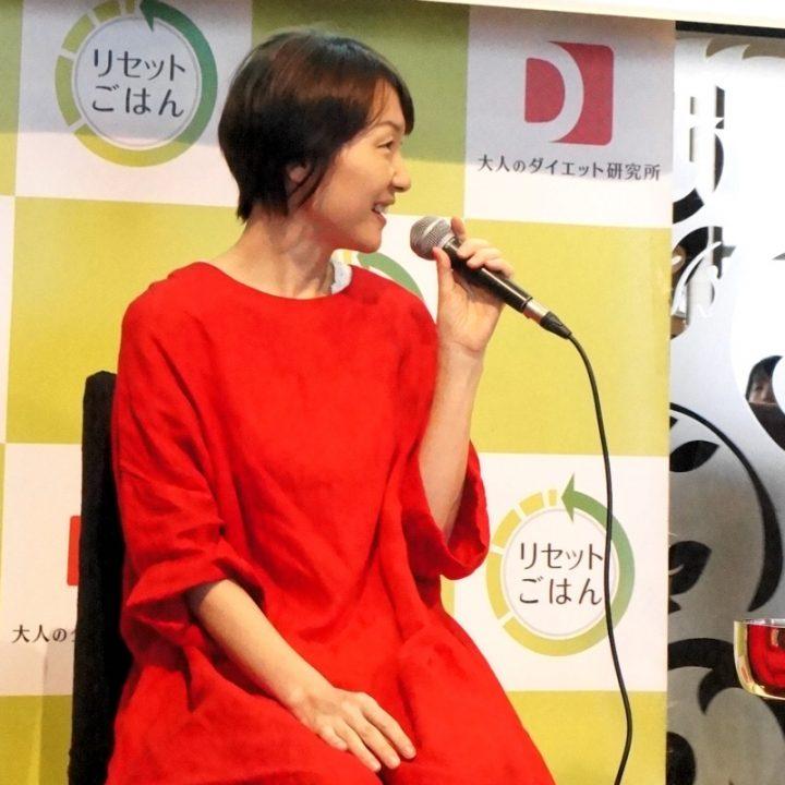 料理研究家・ラク家事アドバイザーの島本美由紀さん