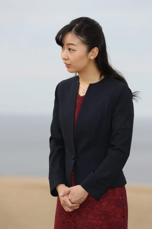 佳子さまの鳥取砂丘訪問
