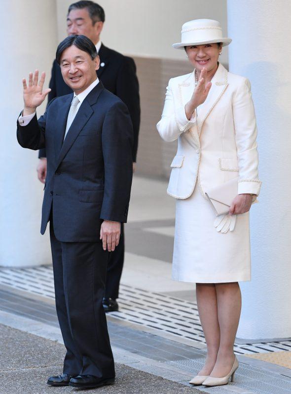 11月26日奈良をご訪問の天皇両陛下