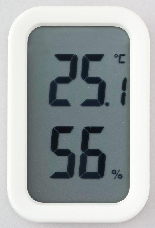 デジタル温湿度計