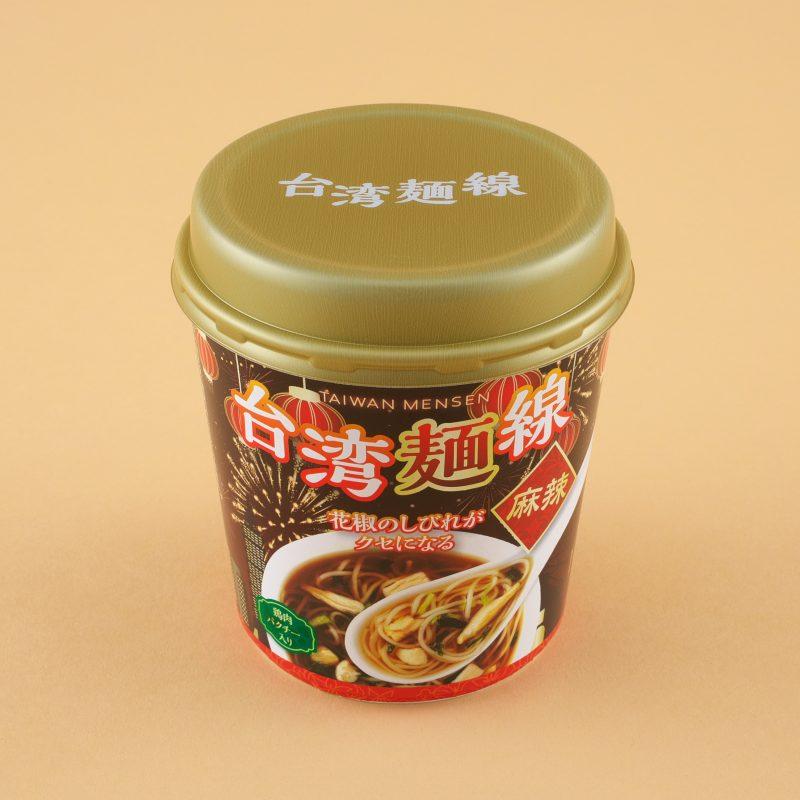 ヤマダイの台湾麺線麻辣味