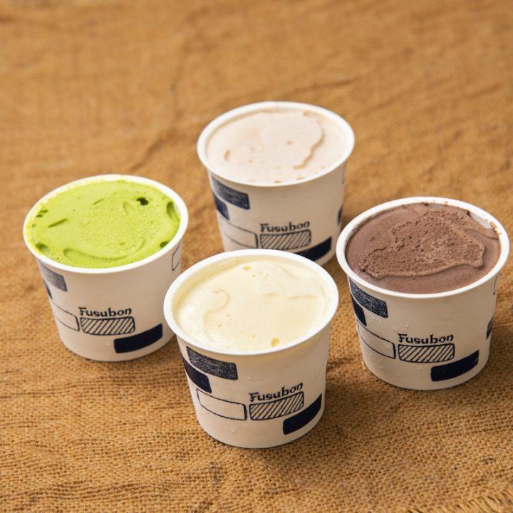『フスボン』の低糖質アイスクリーム