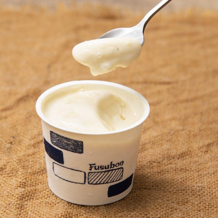 『フスボン』の低糖質アイスクリーム「バニラ」