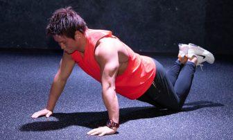 腹筋トレーニングなしで360度キレイな美くびれを作るエクササイズ【上半身篇】