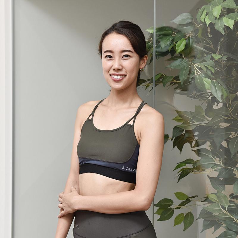 「BBV olá(ビービーヴィ オラ)」のトレーナー・菊地美早紀さん