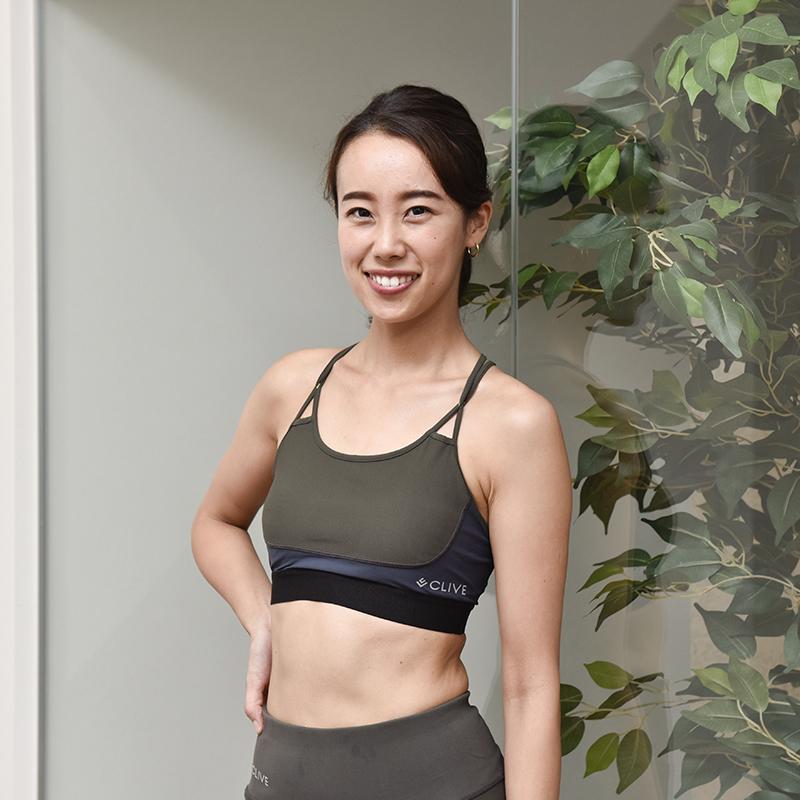 「BBV olá(ビービーヴィ オラ)」のインストラクターの菊地美早紀さん