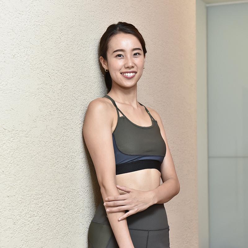 BBV olá所属の美女トレーナー菊地美早紀さん