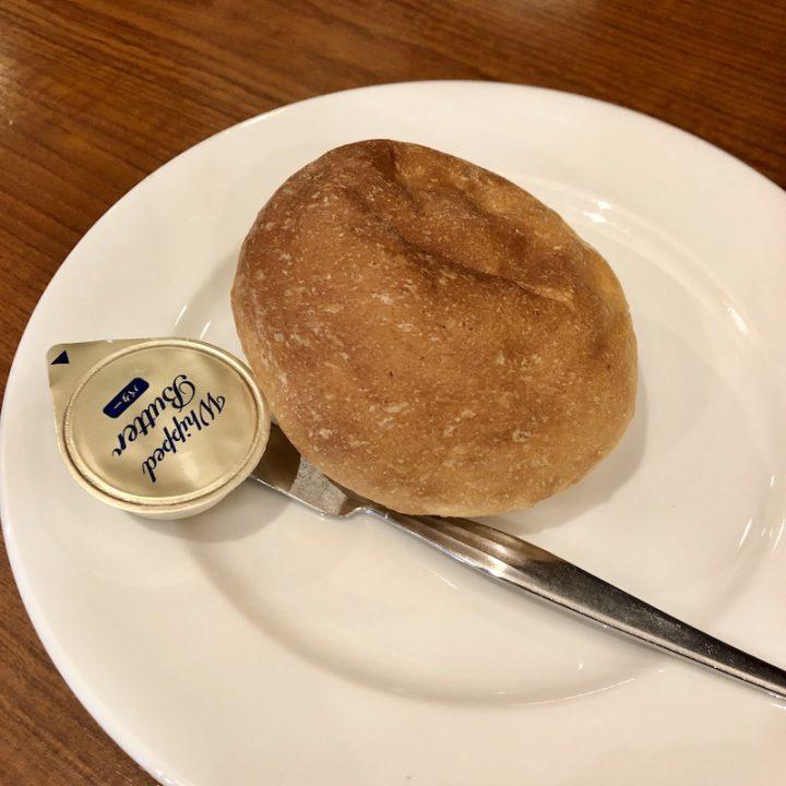 ロイヤルホストの低糖質パン