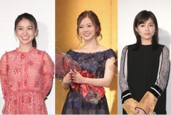 広瀬すず&アリス、白石麻衣ら5人のワンピ&ドレスコーデを一気見せ!【ファッションチェック】