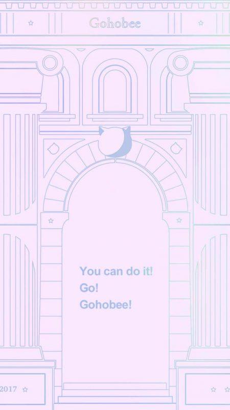 ゲーム系ダイエットアプリ女子の腹筋アプリGohobeeのトップ画面