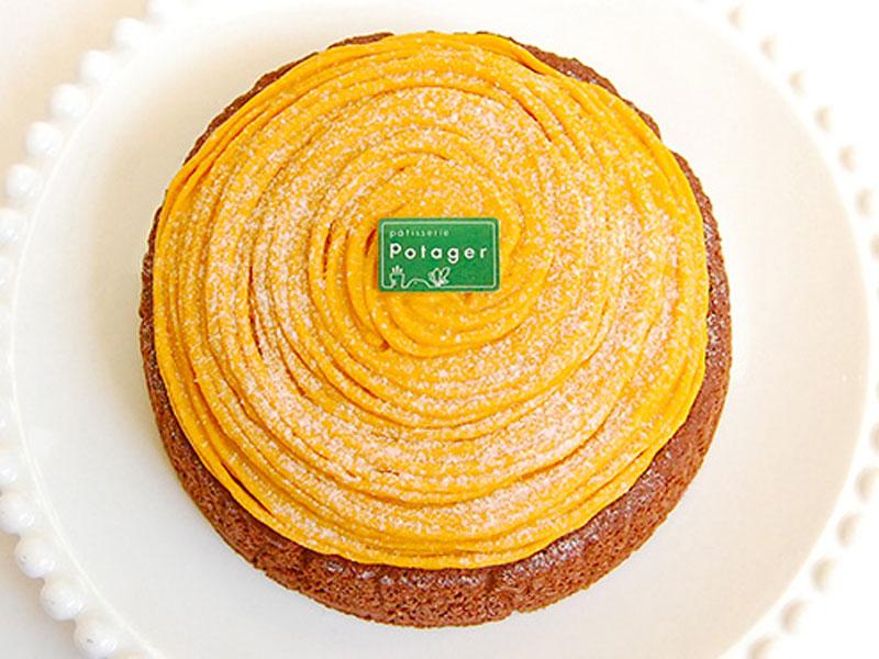 ポタジエ糖質制限ケーキ