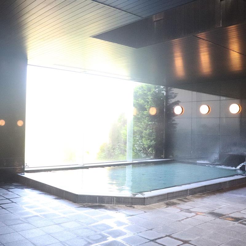 ホテル内の大浴場