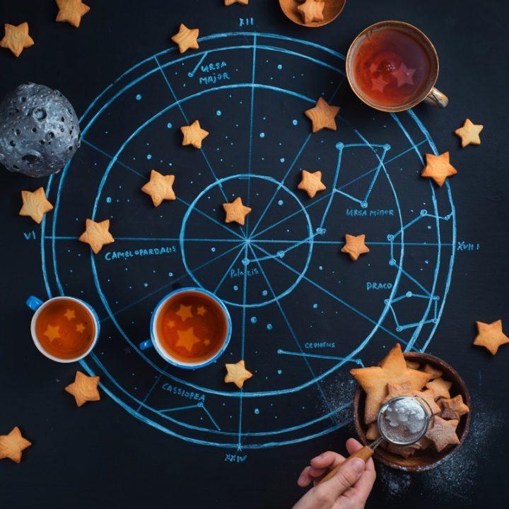 星占いのイメージ画像