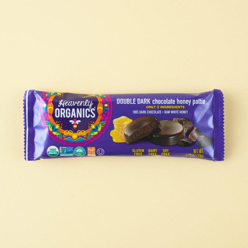 ヘブンリーオーガニックス 100%ダークチョコハニー ダブルダーク3P