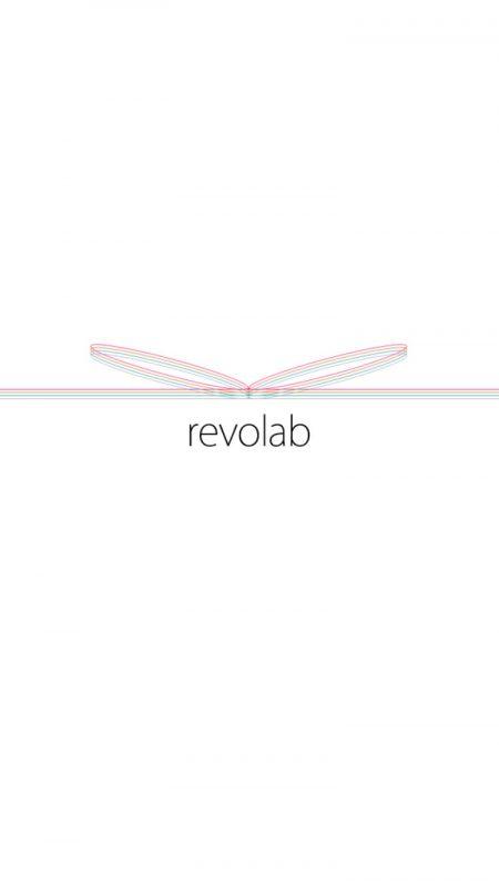 ダイエットアプリ「revolab」のトップ画面